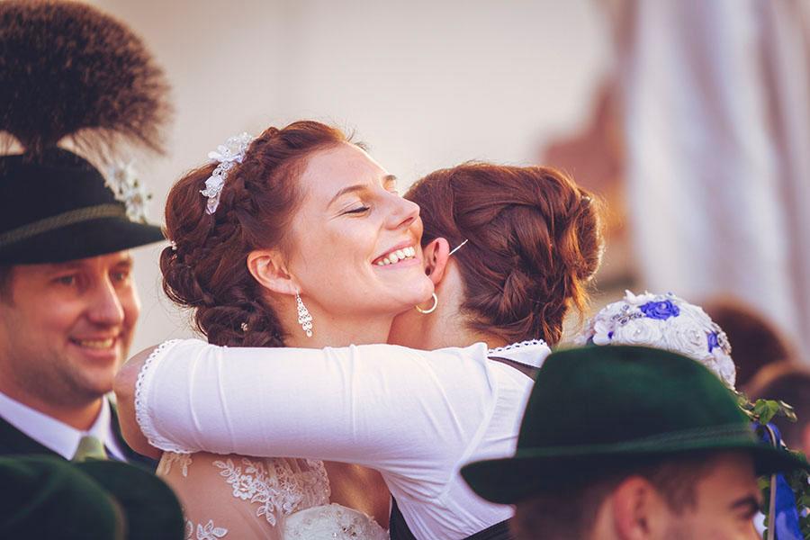 Cornelia und Franz Hochzeitsfotos Wallgau Bayern 55
