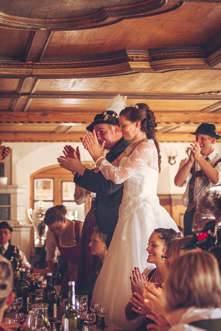 Cornelia und Franz Hochzeitsfotos Wallgau Bayern 67