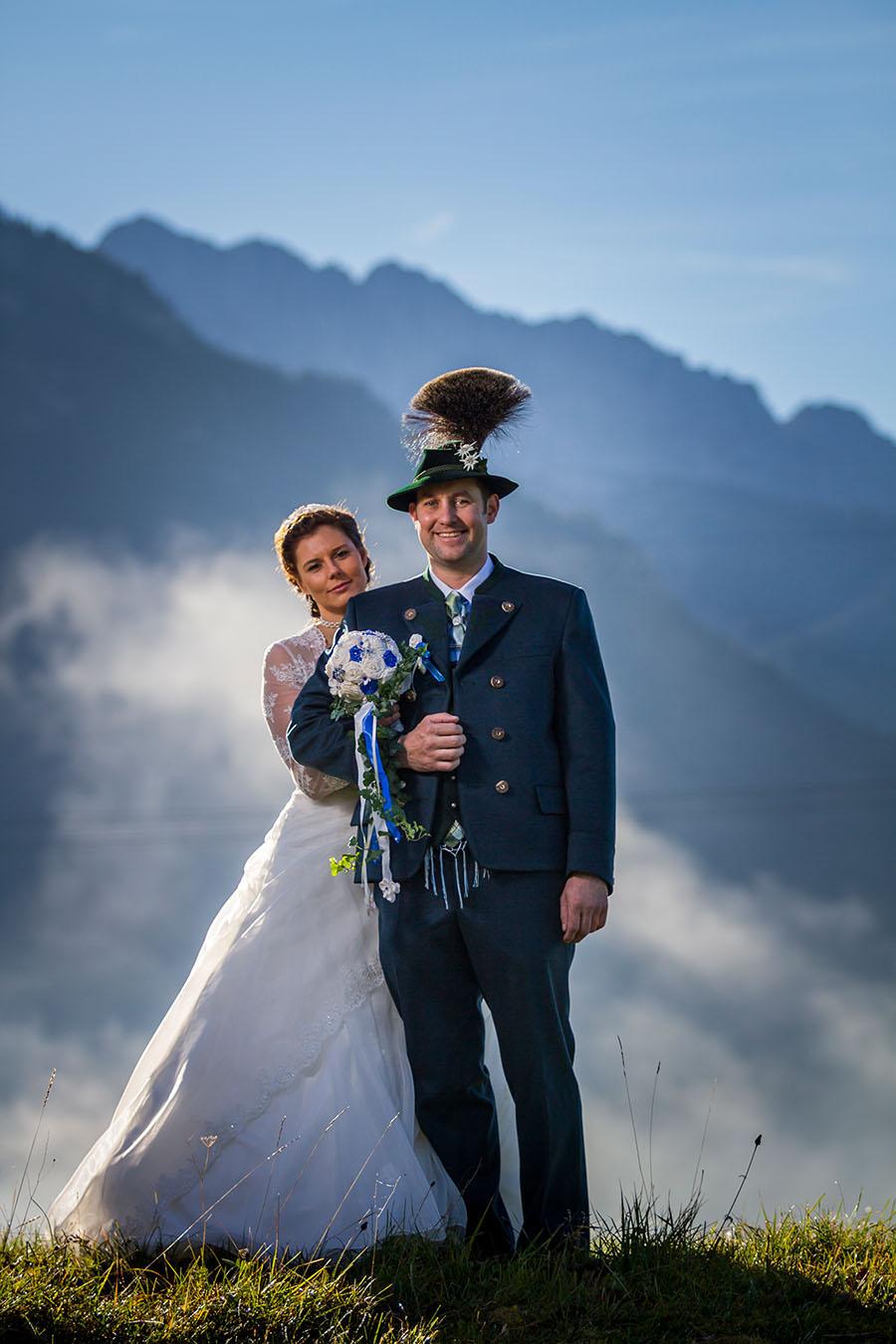 Cornelia und Franz Hochzeitsfotos Wallgau Bayern 75_15