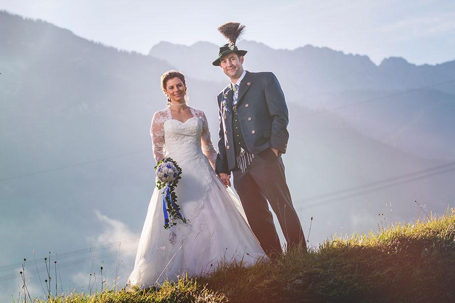 Cornelia und Franz Hochzeitsfotos Wallgau Bayern 75_18