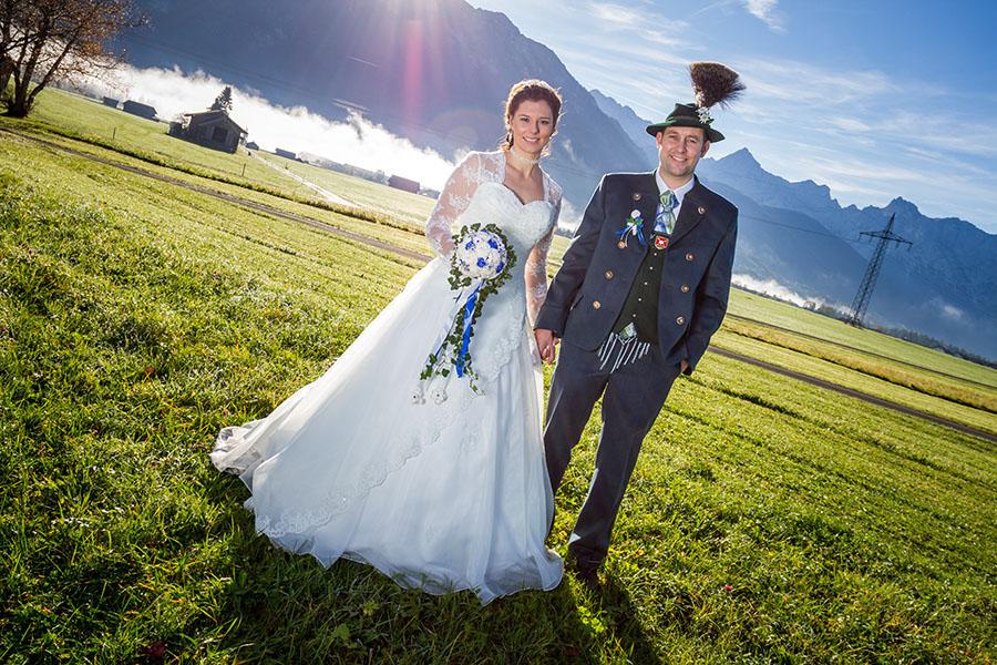 Cornelia und Franz Hochzeitsfotos Wallgau Bayern 75_20