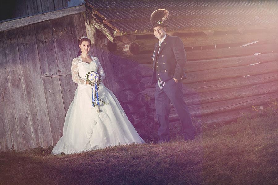 Cornelia und Franz Hochzeitsfotos Wallgau Bayern 75_22